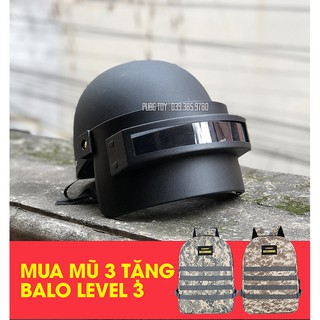 [SIÊU HOT] MŨ LEVEL 3 TẶNG BALO LEVEL 3
