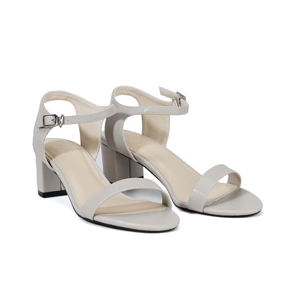 Juno - Giày sandal gót vuông quai ngang SD