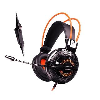 Tai nghe chụp tai chuyên game Somic G925 (Đen Cam, Đen Xanh)