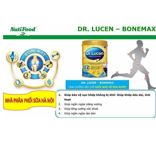 Sữa bột Dr.Lucen Bonemax 900g bảo vệ sụn khớp