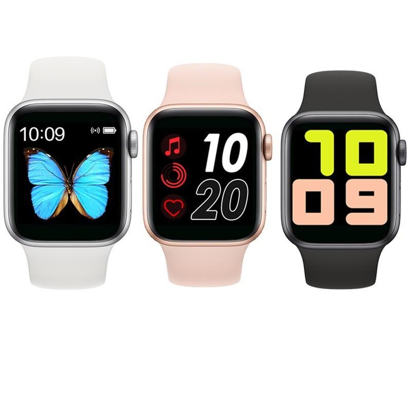 💕Thay Được Hình Nền💕 Đồng Hồ Thông Minh T500, Hàng Chuẩn 1:1 Seri 5, Thay Được Dây Kết Nối Bluetooth Với Điện Thoại