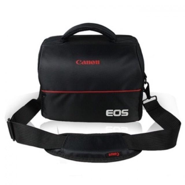 Túi đựng máy ảnh Canon đựng được 1 body và 2 đến 3 lens túi Canon TU3