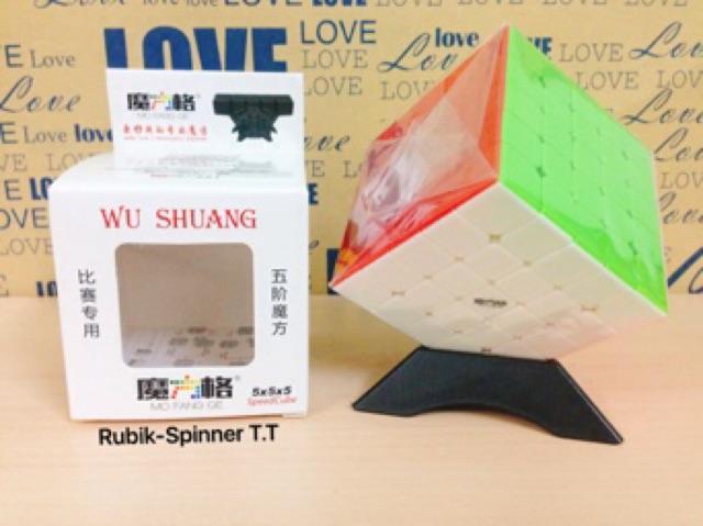Rubik 5x5 - Qiyi Wushuang 5x5x5 - 3406481 , 656950747 , 322_656950747 , 300000 , Rubik-5x5-Qiyi-Wushuang-5x5x5-322_656950747 , shopee.vn , Rubik 5x5 - Qiyi Wushuang 5x5x5