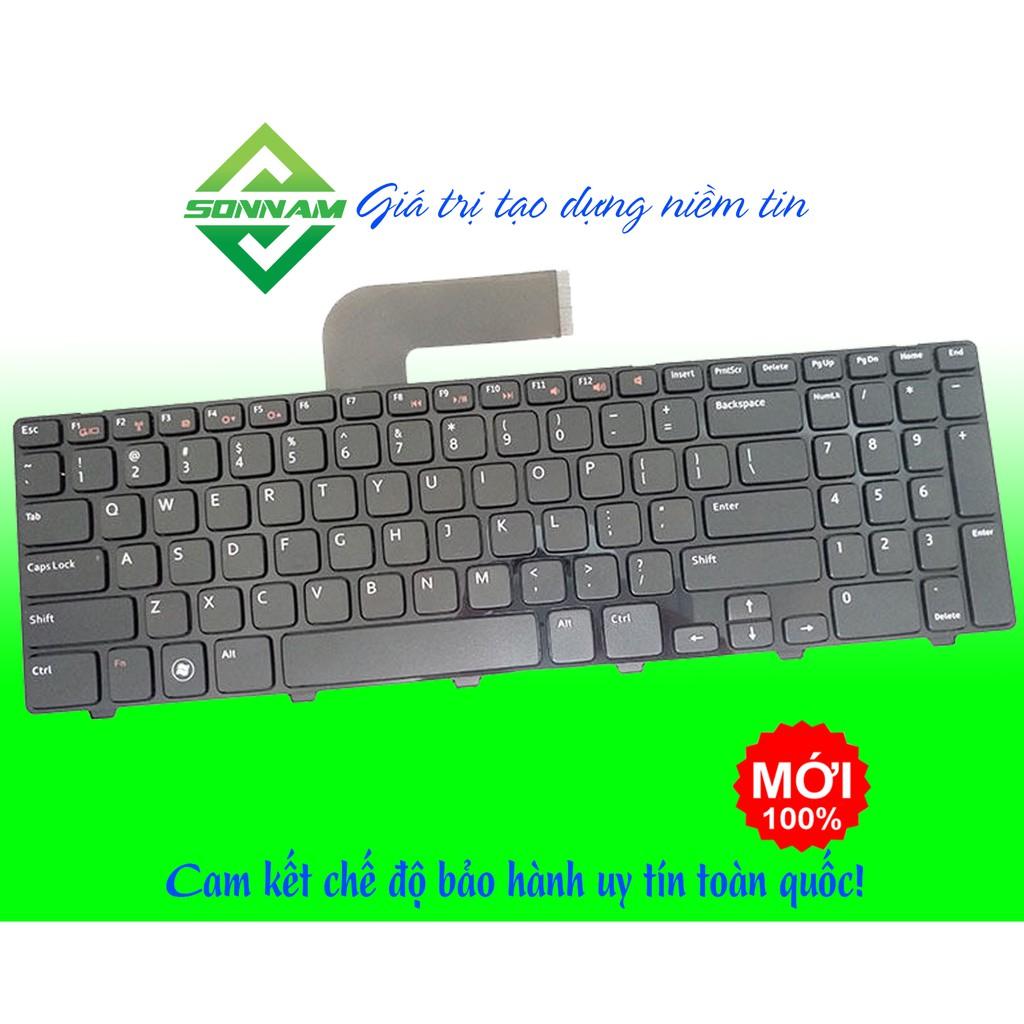 Bàn phím laptop Dell Inspiron N5110 M5110 hàng nhập khẩu – Cam kết bảo hành đổi mới uy tín Giá chỉ 108.000₫