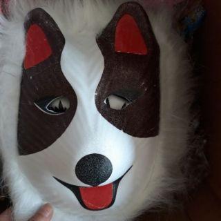 mặt nạ chó sói 148_T