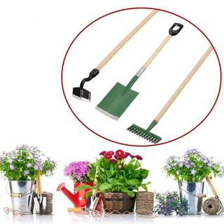 3set Gardening Tools Toy