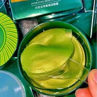 Hộp 60 miếng mặt nạ tảo biển trị thâm quầng mắt Bioaqua