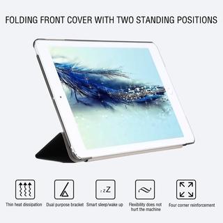 Bao Da Máy Tính Bảng Thông Minh Mỏng Có Giá Đỡ Cho Ipad Air Ipad Air 2 Retina Ốp thumbnail