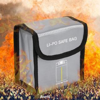 Battery Bag Magic Sticker Rectangle Outdoor Portable Lightweight Practical Storage Drone Accessory For DJI Mavic Mini