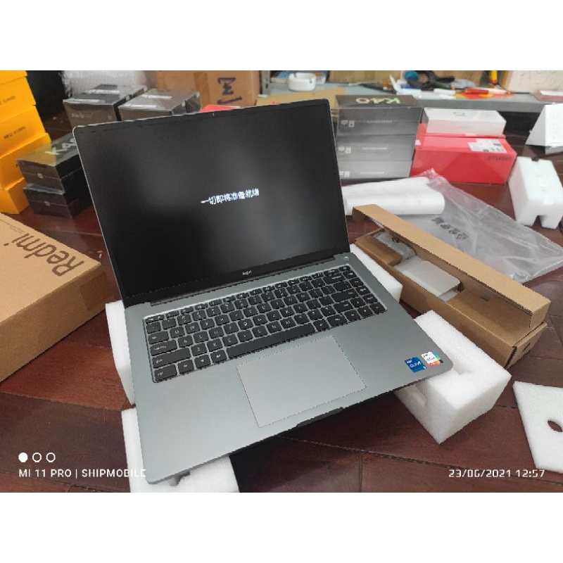 Laptop Redmibook Pro 15 2021 Win tiếng Việt / Anh { Brand New }