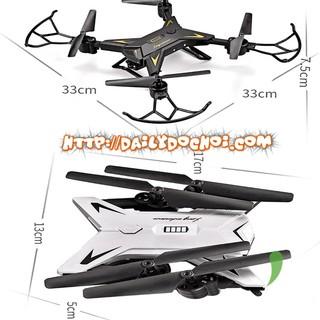 M170 flycam Ky 601S pin dung lượng cao cam rõ nét
