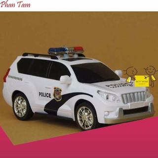 [HÀNG CÓ SẴN] Đồ chơi xe ô tô cảnh sát Cupid Kid 1085 cho bé siêu bền