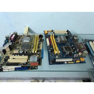 Mainboard gigabyte 945Gm-s2c chạy đc core 2 đầu 8xxx