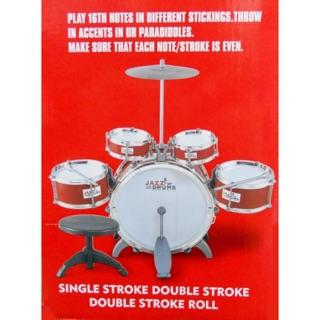 ✨✨ Bộ Trống Jazz Drum Trẻ Em✨✨ 2 loại chọn lựa ✨✨