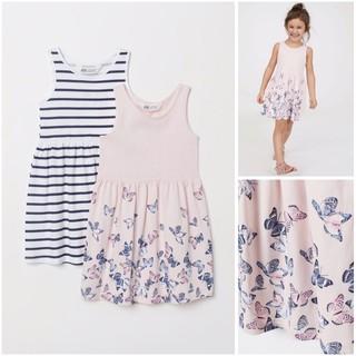 Set 2 váy bé gái săn sale US/ Uk size 8-10y (web ship ko tag giấy, nguyên túi có tag code)