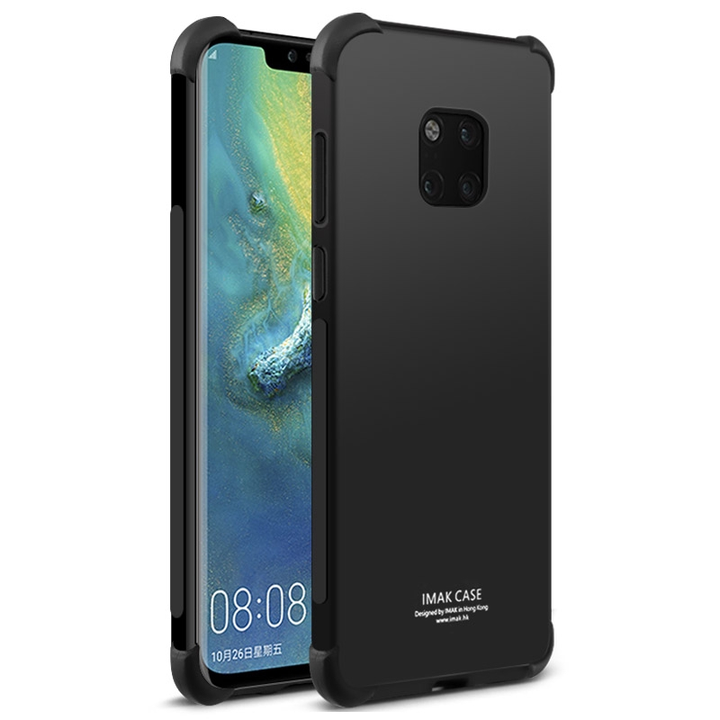 Ốp điện thoại Huawei mate 20 pro bo góc chống rơi vỡ
