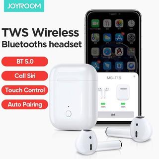 Tai nghe Bluetooth Joyroom MG-C1S hỗ trợ sạc không dây-Bản mới nhất 2020