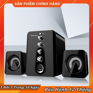 [BH:12 THÁNG] Loa Vi Tính Soundbar 2.1 Shinco HC-807, Âm Thanh Siêu Trầm, Dùng Cho Máy Tính Pc, Laptop, Tivi