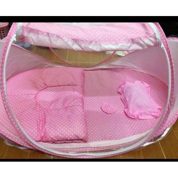 Màn chụp chống muỗi tự bung Happy Baby phát nhạc cho bé yêu - 3179898 , 1277185645 , 322_1277185645 , 133000 , Man-chup-chong-muoi-tu-bung-Happy-Baby-phat-nhac-cho-be-yeu-322_1277185645 , shopee.vn , Màn chụp chống muỗi tự bung Happy Baby phát nhạc cho bé yêu