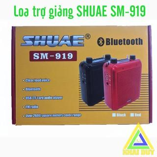Máy trợ giảng đeo người chính hãng Shuae SM-919