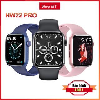 [HOT NHẤT 2021] Đồng Hồ Thông Minh Series HW22 Pro Premium Màn Hình Tràn Viền , Đổi Hình Nền, Chống Nước Chuẩn IP68