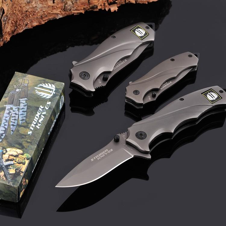 Dao Phượt Strider Knives Cao Cấp - US ARMY