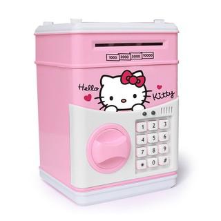 Két mini tiết kiệm tiền hình Hello Kitty cho bé yêu