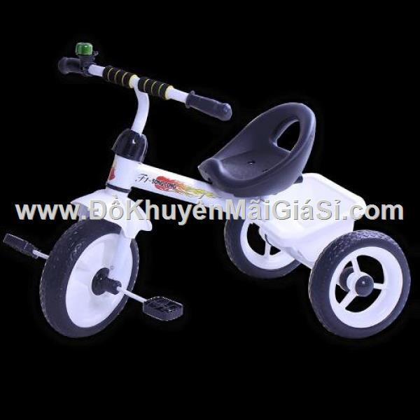 Xe đạp 3 bánh Song Long F1 cho bé - Sữa Nuti tặng.