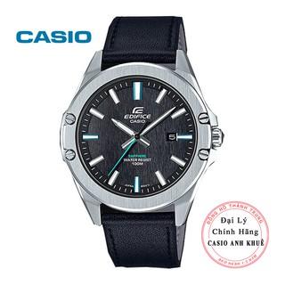 Đồng hồ Nam Casio Edifice EFR-S107L-1AVUDF kính sapphire dây da