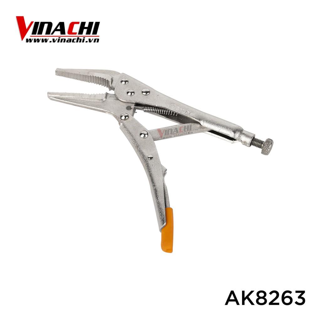 Kìm chết mũi nhọn Asaki AK8263 - 7in