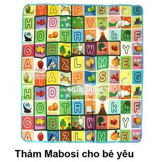 [Trợ giá] Chiếu xốp, thảm xốp 2 mặt 1m5, 1m6, 1m8, 2m, 2m2, 2m5, 3m (thảm Marboshi 2 mặt) thumbnail