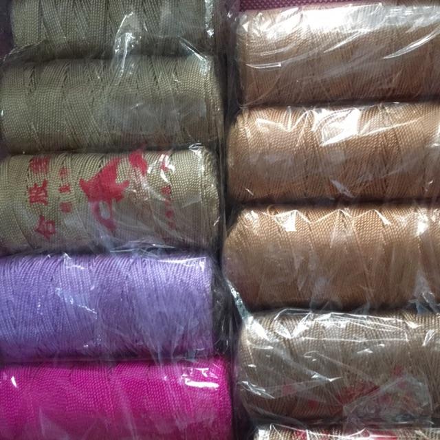 Combo sợi thô và phụ kiện - 3166808 , 1070419724 , 322_1070419724 , 210000 , Combo-soi-tho-va-phu-kien-322_1070419724 , shopee.vn , Combo sợi thô và phụ kiện