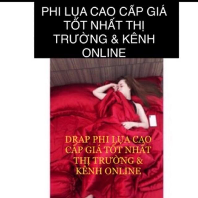 Drap PHI LỤA Thái Tuấn GIÁ XƯỞNG CẠNH TRANH THỊ TRƯỜNG 5p-30p size 1M-1M8