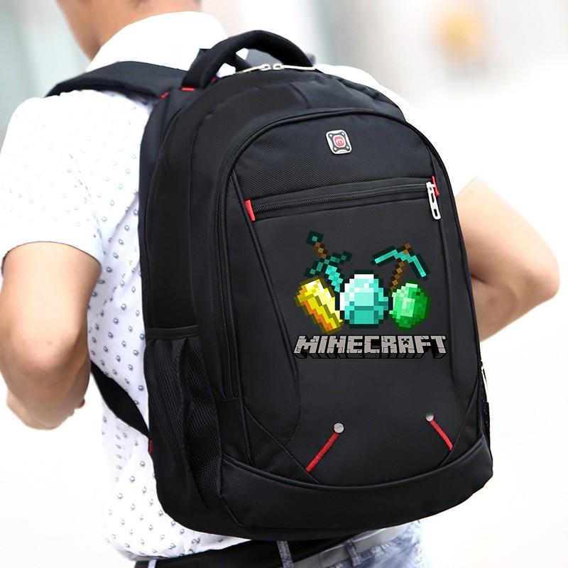 Balo Minecraft Thập Lục Bảo Dành Cho Học Sinh Trung Học Cơ Sở, Trung Học Phổ Thông B003