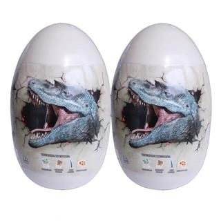 💥💥 HOT & LẠ 💥💥Dinory Trứng Khủng Long Giựt Dây Kèm Mô hình & Màu Vẽ tự trang trí theo sở thích 💥💥