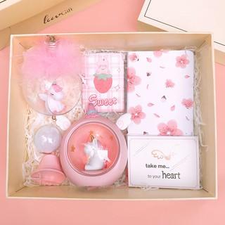 Bộ hộp quà tặng dễ thương So Dreamy Luv95 kèm túi đựng quà tặng bạn gái