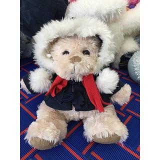 Gấu mang áo ấm- hàng si tuyển siêu dễ thương