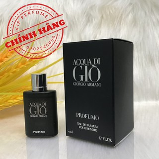 Nước hoa nam chính hãng Giorgio Armani Acqua Di Gio Profumo Pour Homme ED thumbnail