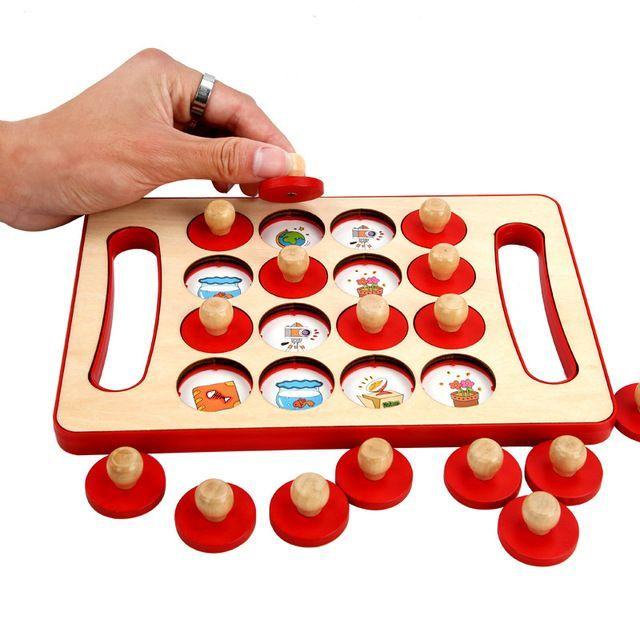 Trò chơi tìm cặp hình giống nhau (Matching game)