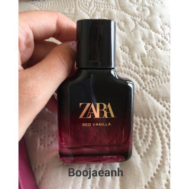 Nước hoa ZARA Red Vanilla 30ml