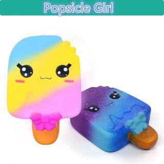Hot Slow Rebound Ice Cream Toy PU Simulation Ice Cream Foam Pinch Decompression Children's Toys