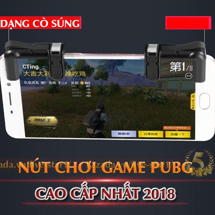 Bộ 2 nút chơi game PUBG Mobile : Phiên bản 2018 - Siêu nhạy (PUBG.K01) - 2933915 , 1097850169 , 322_1097850169 , 160000 , Bo-2-nut-choi-game-PUBG-Mobile-Phien-ban-2018-Sieu-nhay-PUBG.K01-322_1097850169 , shopee.vn , Bộ 2 nút chơi game PUBG Mobile : Phiên bản 2018 - Siêu nhạy (PUBG.K01)