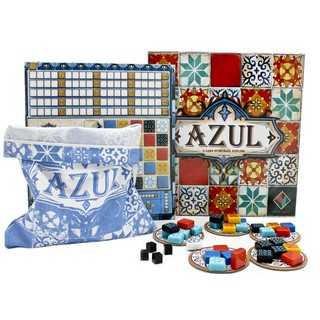 AZUL board game Original English Version 2-4 Players