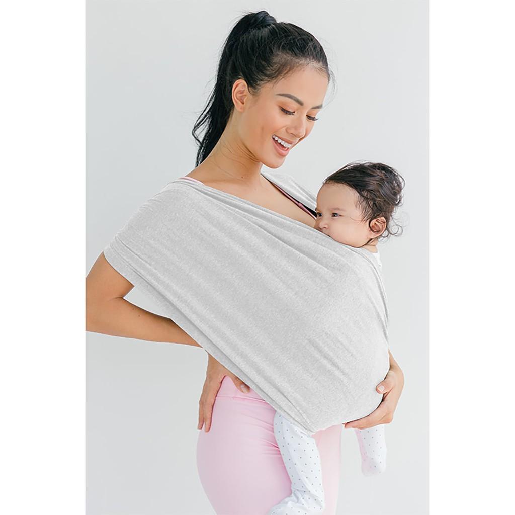 XÁM – Địu em bé – Sử dụng từ 0-24 tháng tuổi – Tiện lợi, dễ mặc, dễ giặt, dễ mang đi, trợ thủ của mẹ