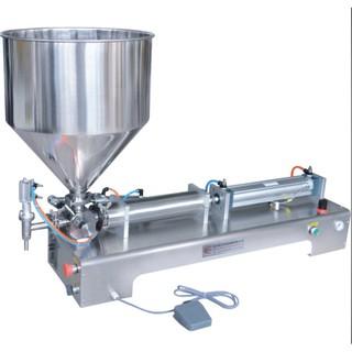Máy chiết rót 1 vòi dịch sệt bán tự động, máy chiết dầu gội, máy chiết sữa tắm – Propack