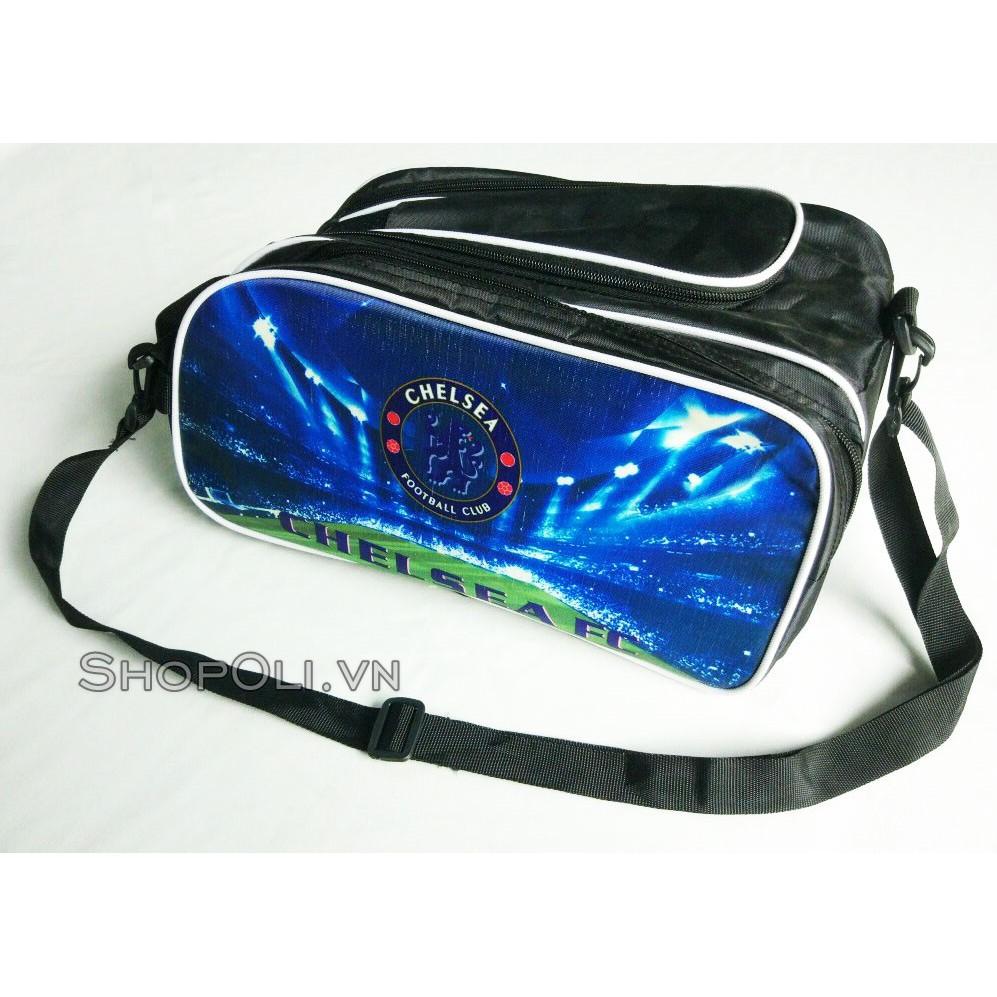 Túi xách thể thao 2 ngăn clb Chelsea 3D thể thao