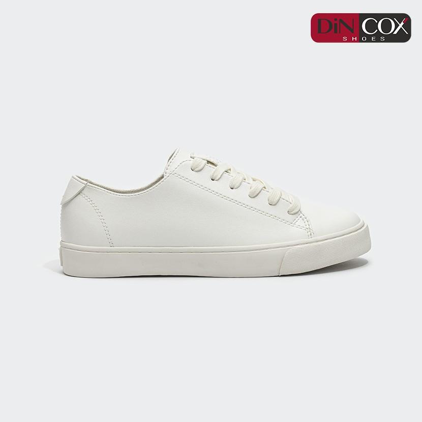 Giày DINCOX Sneaker Nam/Nữ D34 White