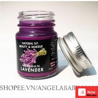 DẦU CÙ LÀ HƯƠNG LAVENDER NGỦ NGON THÁI LAN – Sleep Balm Lavender OTOP