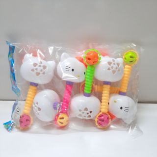 Đồ chơi trẻ sơ sinh lục lạc hình con mèo ms 3288-34 phù hợp cho sơ sinh 3 tuổi trở lên……