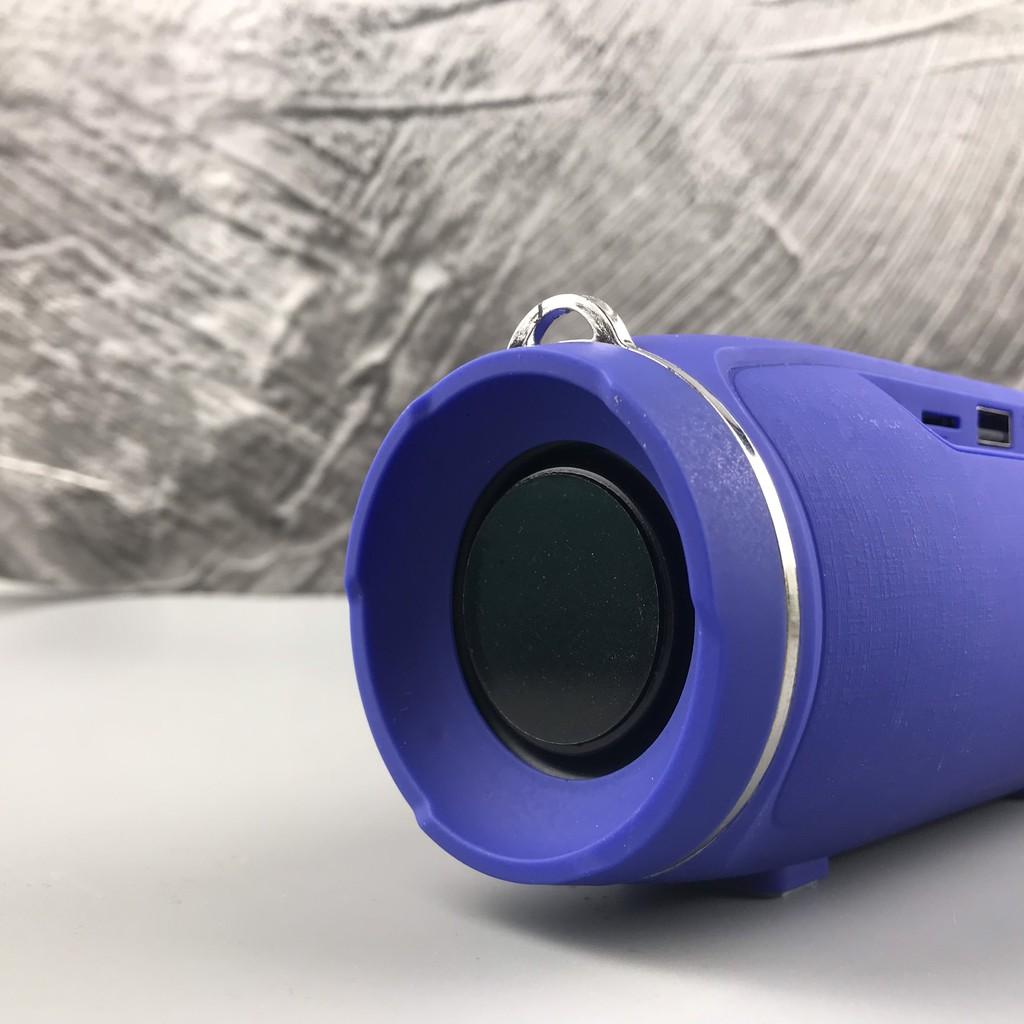 Loa Bluetooth Cầm Tay Nghe Nhạc Không Dây Để Bàn Nhỏ Gọn Cắm Usb Thẻ Nhớ Gutek Charge 4 Mini